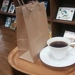 MJ BOOK CAFE by Mi Cafeto - 飲みやすい珈琲
