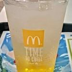 マクドナルド - マックフィズ シチリアレモン(マクドナルド戸越銀座店)