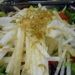お肉で宴会 - オリジナルサラダ