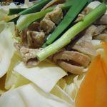 お肉で宴会 - 博多もつ鍋