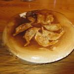 50525745 - お肉コロコロ焼き餃子