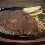 道楽かぬま ブルートステーキ - トンテキ