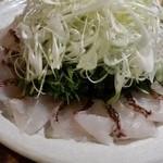 50527407 - TAKEYAの鯛しゃぶ用の鯛。
