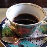 嵐山 谷口 - 食後のコーヒー