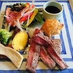 嵐山 谷口 - 肉料理