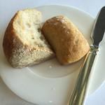 50529428 - 自家製パンの他、一部の種類のみ外注で製造しているそう