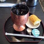 夢乃家 - アイスコーヒー¥500