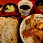 5053699 - ランチ天丼、せいろセット