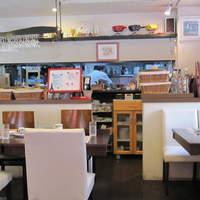 プチレストラン 雅司亭-店内の様子