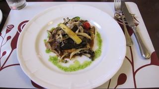 プチレストラン 雅司亭 - 肉料理