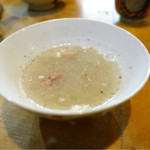 つるつる亭 - 蕎麦粥☆