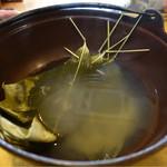 つるつる亭 - 笹の香りが、とても良い☆