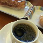 ビーワンカフェ - 2016.4 コーヒーも美味しい