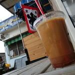 ケーコーヒー - ぽかぽかアイスコーヒー日和♪