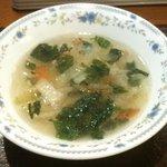 Tokachi - スープ