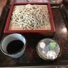 Marunishiya - 料理写真:ざる蕎麦
