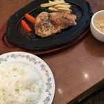 50540023 - 黒豚ステーキ