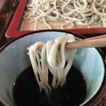 丸西屋 - ざる蕎麦