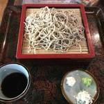 丸西屋 - 玄挽き蕎麦