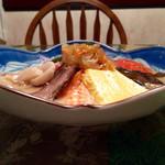 安餐庁 - 冷麺(夏季)