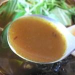 ケラン - スープはこんな感じ