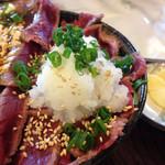 アロハオレンジ - ギャング丼(みぞれのアップ)