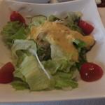 ビフテキのカワムラ - サラダ