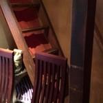 50547549 - 3階への階段