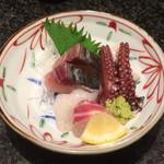 寿司・割烹 池田屋 - フグのお刺身まで