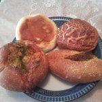 5055678 - 本日買ってきたパン