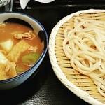 金豚雲 - △カレー肉汁うどん 小 750円