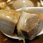 極濃つけ麺ブンブンマル - チャーシュー