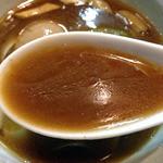 極濃つけ麺ブンブンマル - スープ