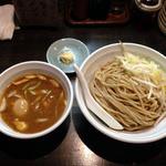 極濃つけ麺ブンブンマル - 濃厚味玉つけ麺850円