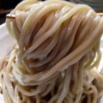 極濃つけ麺ブンブンマル - 料理写真:麺