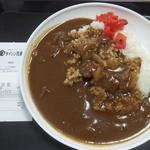 ダイシン ファミリーレストラン - カレー(2016年4月)
