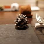 メゾン ルパン ミュラ - テーブルせっとが美しい
