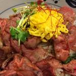 50553688 - 飛騨牛ローストビーフ丼