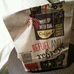 マクドナルド - 紙袋が新しくなったような・・