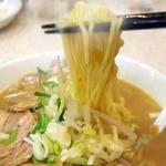 餃子の王将 - 麺は普通ですが、いい感じです。