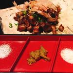 和風ダイニング 蔵-kura- - 地鶏の炭火焼