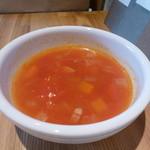 50559874 - セットのスープ