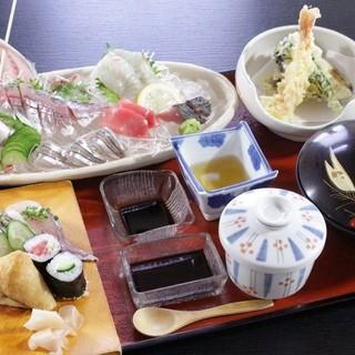 いけすやまもと - 料理写真: