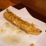 天秀 - 天ぷら定食 (穴子)