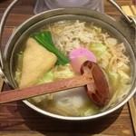 めんちゃんこ亭 - 料理写真:元祖めんちゃんこ