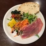カラテッロ - 種類豊富な前菜♡