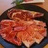 焼肉のウエスト - 料理写真:特選2人盛