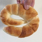 ニューフルカワ - 料理写真:塩パン