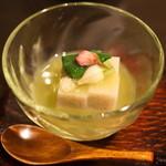 土家 - 蕎麦豆腐