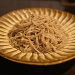 土家 - 料理写真:蕎麦